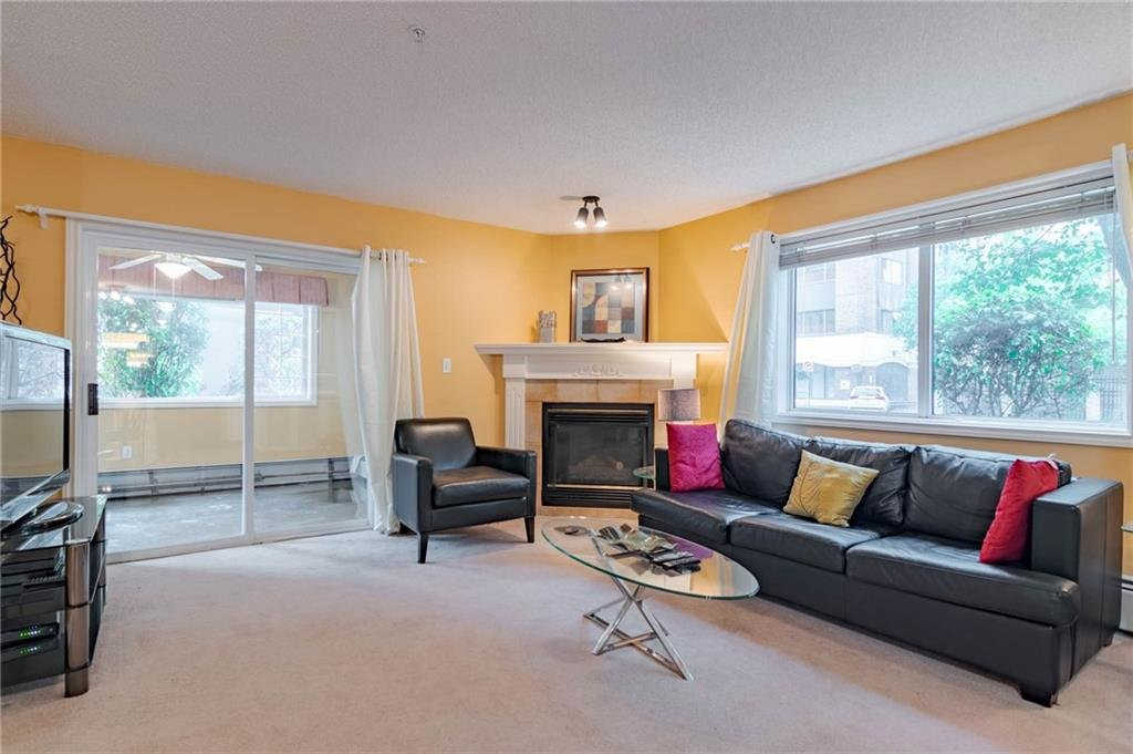 MLS® #EXC70030327 - 103 777 3 Avenue SW in Eau Claire Calgary, Apartment Open Houses